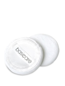 Compact Velour Puffs- Pack Of 2 - Basic Care