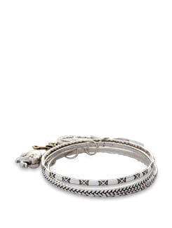Charmed Stacked Bangle Set - THE PARI