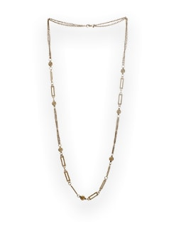 Chunky Long Necklace - THE PARI