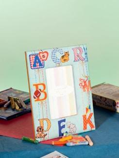 Alphabet Frame - TREASURE  HUNT