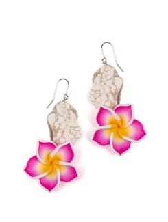 Hawaiian Earrings - Spoil Me Silly 2247