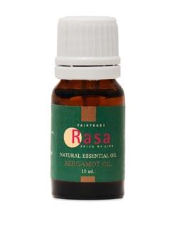 Bergamot Essential Oil (10ml) - Rasa