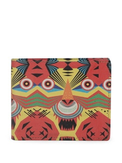 Funky Tiger Print Wallet - Mad(e) In India