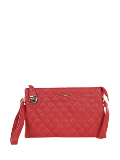 Red Hot Quilted Sling Love - Lino Perros