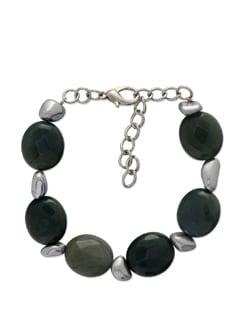 Malachite Gleam Bracelet - Ivory Tag