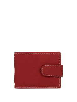 Earthy Red Multipurpose Wallet - ALESSIA