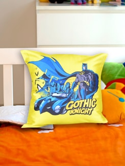 Gothic Knight Cushion Cover - Warner Brothers By Mesleep