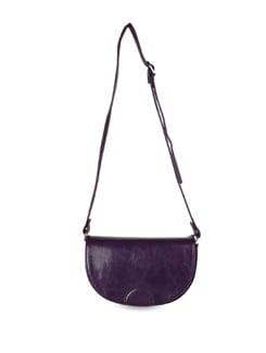 Deep Purple Sling Bag - ALESSIA