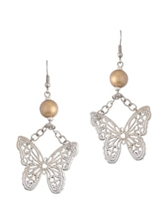 Simple Butterfly Earrings - Blend Fashion Accessories
