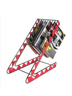 Magazine Rack Triangle Warli - The Elephant Company