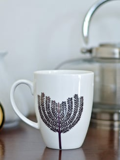 Star Of Fern Coffee Mug - India Circus