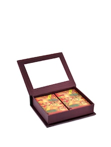 Jalebi Chalo Double - Seat Playing Cards - (Set Of 2) - India Circus