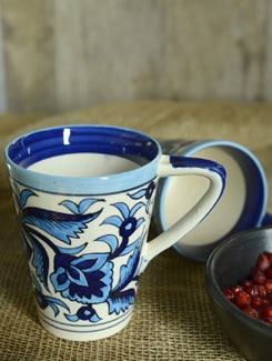 Moroccan Cone Milk Mug - Set Of 2 - Cultural Concepts
