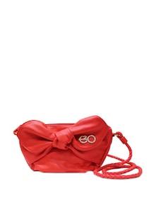 Red Bow Sling Bag - E2O