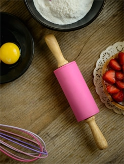 Silicone Rolling Pin - Master Kitchen