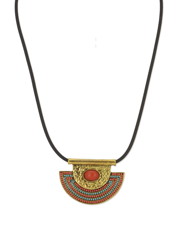 Taweez Trivia Pendant Necklace - YOUSHINE
