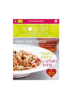Honey Crunch Muesli - Nourish Organics