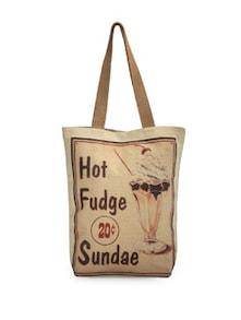 Hot Fudge Sundae Shoulder Bag - The House Of Tara