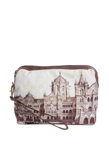 Travel Pouch Victoria Terminus - The Bombay Store