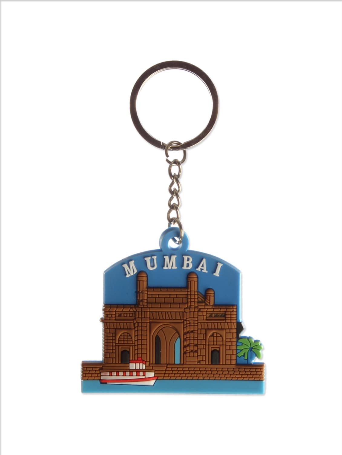 Gateway Of India Keychain - The Bombay Store