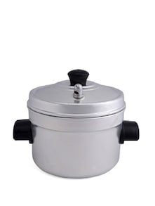 Aluminium Idli Cooker - Retro Kitchenware