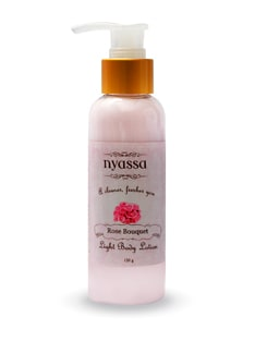 Rose Bouquet  Body Lotion - NYASSA