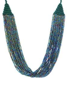 Boho Queen Beaded Necklace - CIRCUZZ