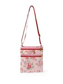 Pink Floral Sling Bag - Toniq