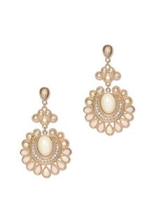 Delicate Gold Drop Earrings - Fayon