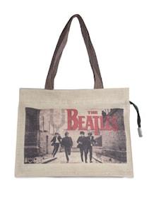The Beatles Jute Bag - The House Of Tara