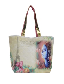 Eiffel Buddha Handbag - The House Of Tara