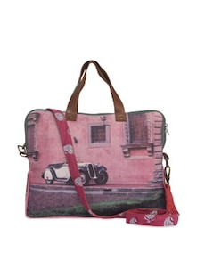Vintage Car Laptop Bag - The House Of Tara