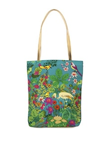 Lovely Nature Jhola Bag -  Small - India Circus