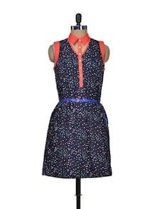 Orange Sorbet Summer Dress - Mishka