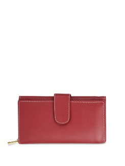 Red Fold Wallet - ALESSIA