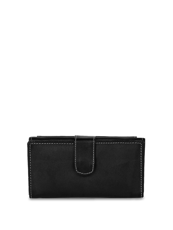 Black Fold Wallet - ALESSIA