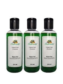 Neem Sat Shampoo - Pack Of 3 - IYurveda