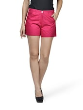 Hot In Pink Shorts - Mind The Gap