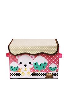 Kids Polka Dot  Storage Box (Medium) - Uberlyfe