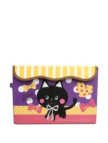 Purple Cat Storage Box(Medium) - Uberlyfe