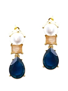 Stunning Stone Earrings - Miss Chase