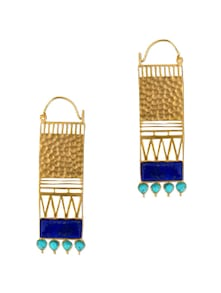Egyptian Style Earrings - Earrings & More....