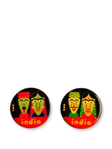 Kathputli Fridge Magnet Set - Mad(e) In India