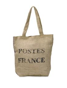Eccentric Printed Jute Bag - Young Entrepreneur