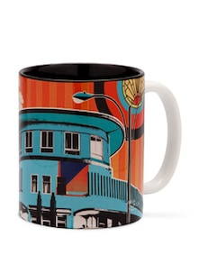 Retro Hue Coffee Mug - India Circus