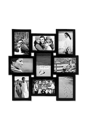 Collage Photo Frames In Black - BLACKSMITH