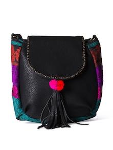 Bohemian Carefree Petite Sling Bag - DESI DRAMA QUEEN