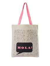 Exclusive Be For Bag Collection Hola Classic Tote - Be... For Bag