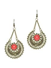 Glamour Laden Earrings - Toniq