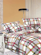 Play With Checks Bed Linen - Story @ Home